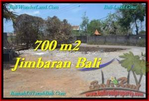 TANAH MURAH di JIMBARAN DIJUAL 700 m2 di Jimbaran Ungasan